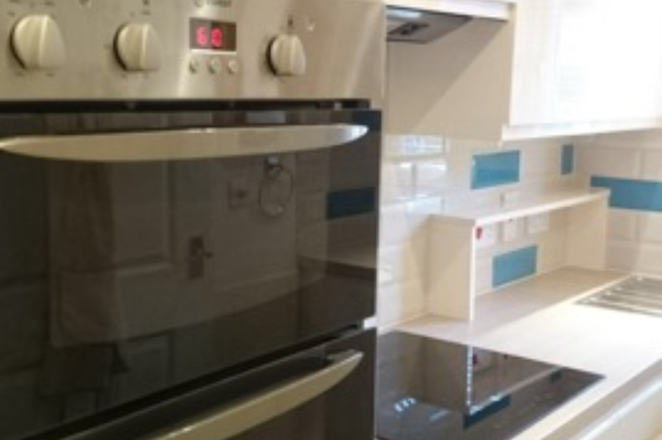Built In Indesit oven